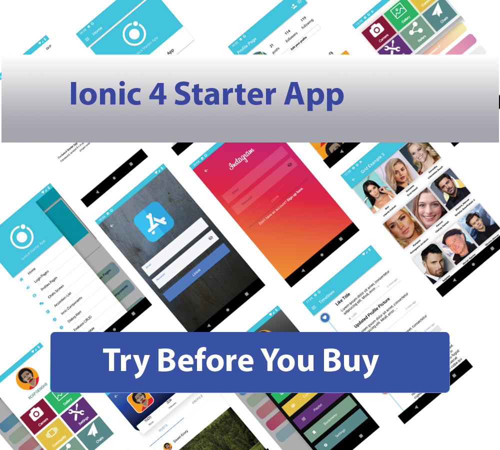 Ionic 4 Full Starter App / Themes / Layouts - 1 Ionic 4 Full Starter App / Themes / Layouts Nulled Free Download Ionic 4 Full Starter App / Themes / Layouts Nulled Free Download 1