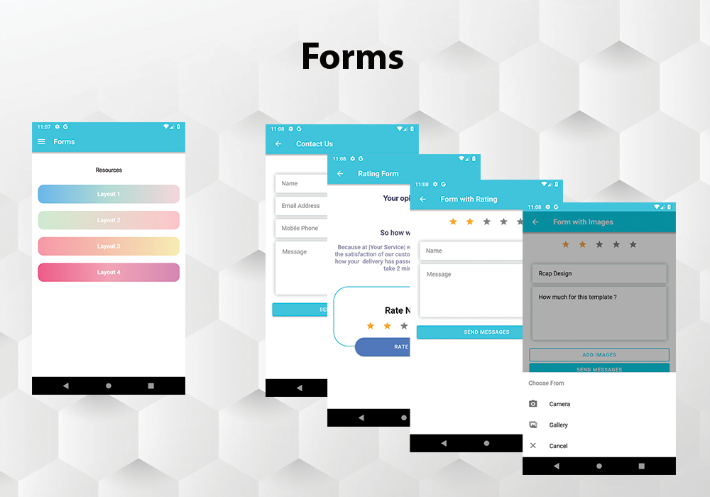 Ionic 4 Full Starter App / Themes / Layouts - 24 Ionic 4 Full Starter App / Themes / Layouts Nulled Free Download Ionic 4 Full Starter App / Themes / Layouts Nulled Free Download 24
