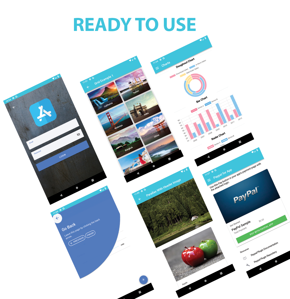 Ionic 4 Full Starter App / Themes / Layouts - 3 Ionic 4 Full Starter App / Themes / Layouts Nulled Free Download Ionic 4 Full Starter App / Themes / Layouts Nulled Free Download 3